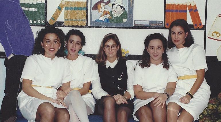 fotos hace 25 años
